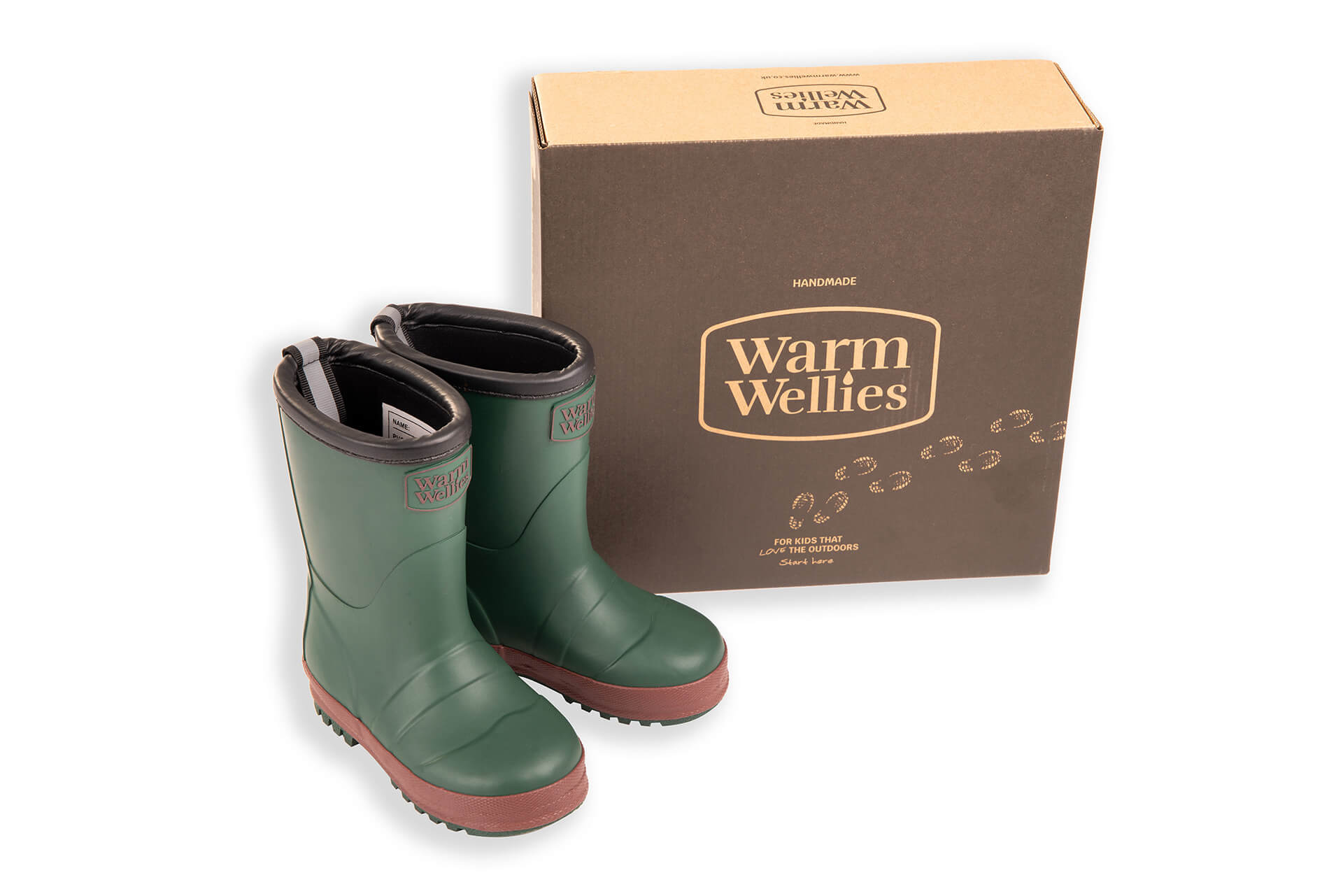 Why are neoprene lined wellies warmer?
