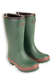Green Infant Warm Wellies (Sizes 9-13)